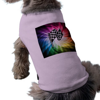 Checkered Flag Spectrum Shirt