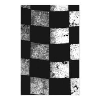 Checkered Flag Stationery