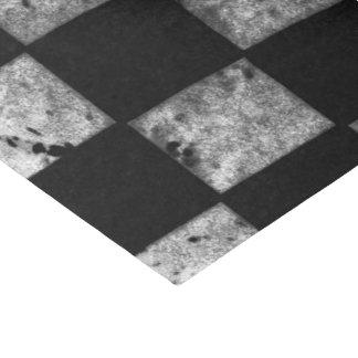 """Checkered Flag Tissue Paper 10"""" X 15"""" Tissue Paper"""