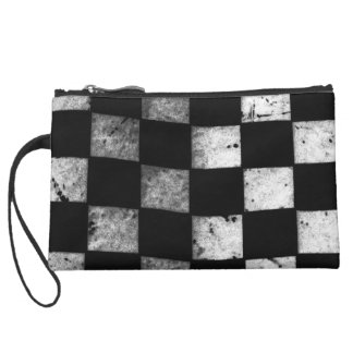 Checkered Flag Wristlets