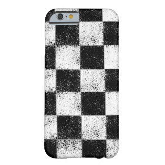 Checkered Iphone case Barely There iPhone 6 Case