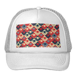 Checkered MTJ Cap