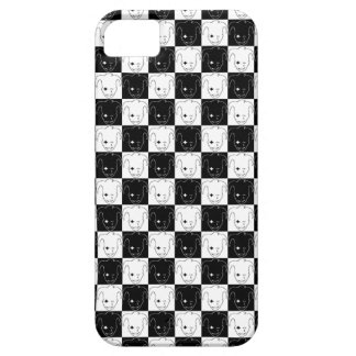Checkered MTJ Case For The iPhone 5