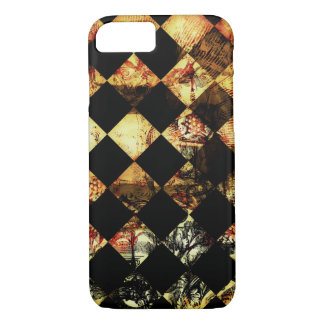 Checkered Past iPhone 7 Case