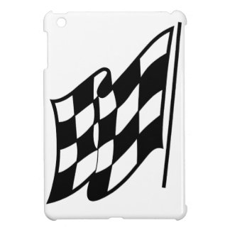 Checkered Racing Flag Case For The iPad Mini