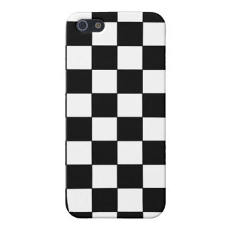 Checkers iPhone 5 Cover