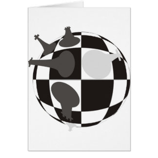 Checkmate Greeting Card