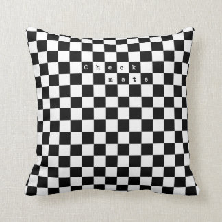 Checkmate Cushion