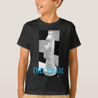 Checkmate, Knight Chess Piece T-Shirt