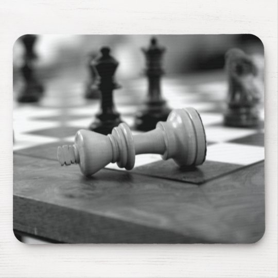 Checkmate Mouse Mat