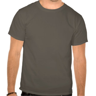 Checkpoint Charlie Kochstrabe Black and White T Shirt