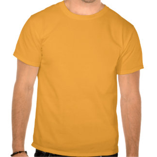 Checkpoint Charlie Kochstrabe Yellow and Orange Tee Shirts