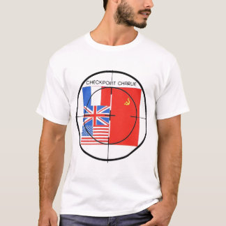 Checkpoint Charlie Target T-Shirt