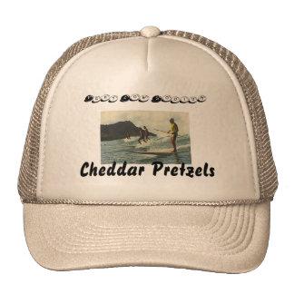 Cheddar Pretzels Hat