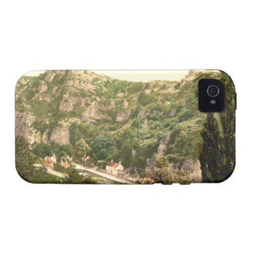 Cheddar Valley, Somerset, England Case-Mate iPhone 4 Cover