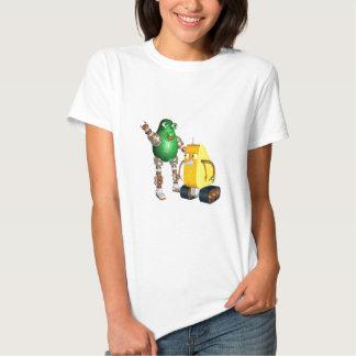 CheddarCheeseBot AvocadoBot Shirts