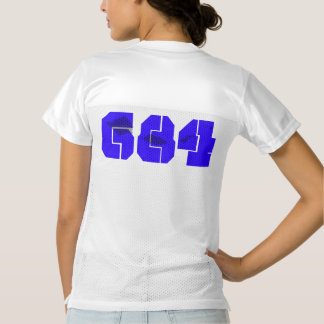 CHEE HOO 684 WOMEN'S FOOTBALL JERSEY
