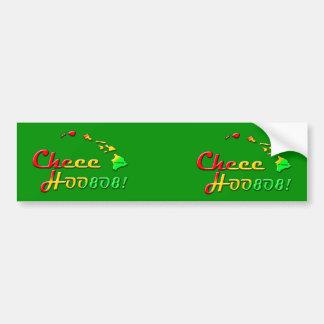 CHEE HOO 808 BUMPER STICKER
