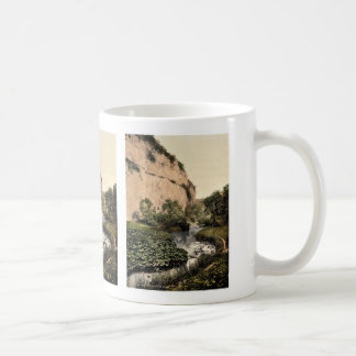 Chee Tor, I, Miller's Dale, Derbyshire, England ra Classic White Coffee Mug