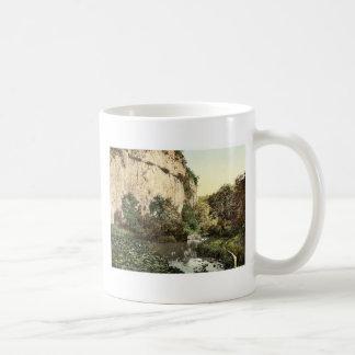 Chee Tor, II, Miller's Dale, Derbyshire, England r Coffee Mug