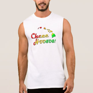CHEEHOO 808 SLEEVELESS SHIRT