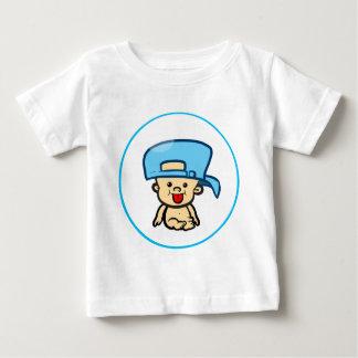 Cheeky Baby Bub in hat Baby T-Shirt