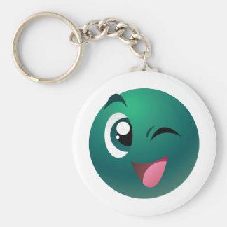 Cheeky Ball Key Ring