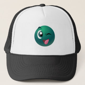 Cheeky Ball Trucker Hat