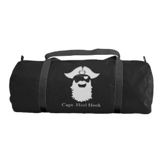 Cheeky Captain Gym Bag
