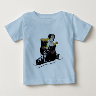 Cheeky Chappie Baby T-Shirt