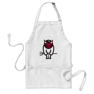 cheeky devil apron