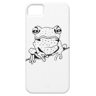Cheeky Frog iPhone 5 Covers