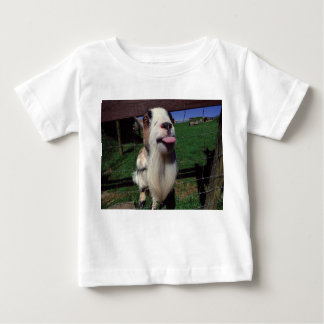 Cheeky Goat Funny T-shirt 6 months to 24 months