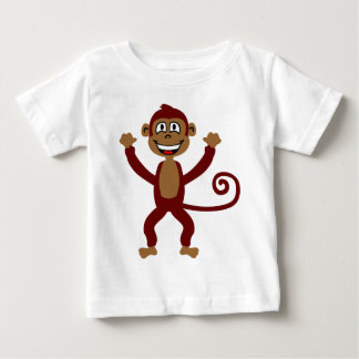 Cheeky Monkey Baby T-Shirt