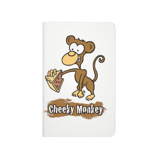 Cheeky Monkey Cartoon Design Journal