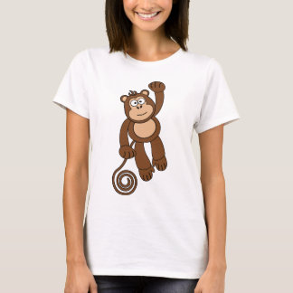 Cheeky Monkey Design T-Shirt