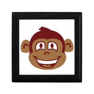 Cheeky Monkey Face Gift Box
