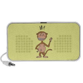 Cheeky monkey mini speaker