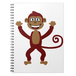 Cheeky Monkey Notebooks