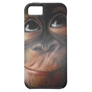 Cheeky Monkey Phone Case