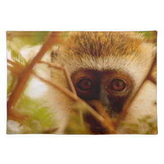 Cheeky Monkey. Placemat