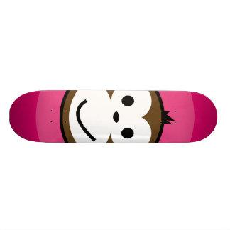 Cheeky Monkey Skateboard Decks
