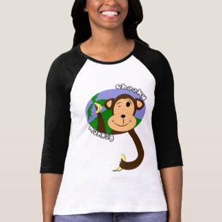 Cheeky Monkey Tee