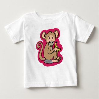Cheeky Monkey Toddler T-Shirt