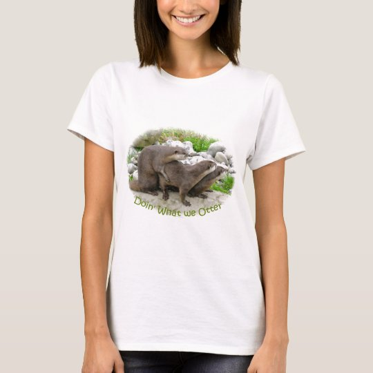 Cheeky Otters T-Shirt