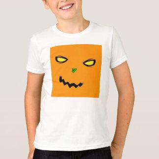 Cheeky Pumpkin Youth Ringer T-Shirt