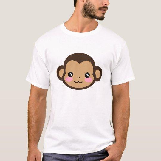 Cheeky Saru T-Shirt