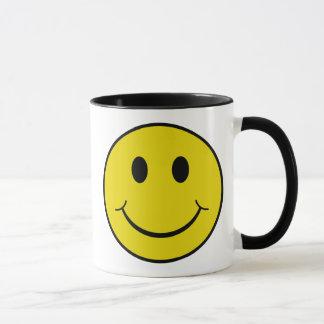 Cheeky Smiley Mug