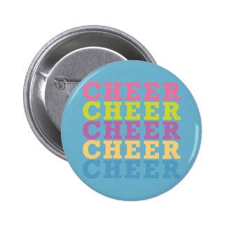 Cheer Cheer 6 Cm Round Badge
