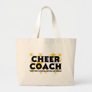 Cheer Coach bag - Believe it!